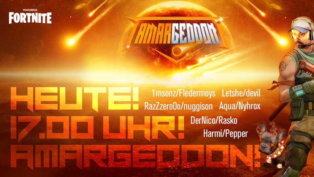 Amargeddon Ankündigung
