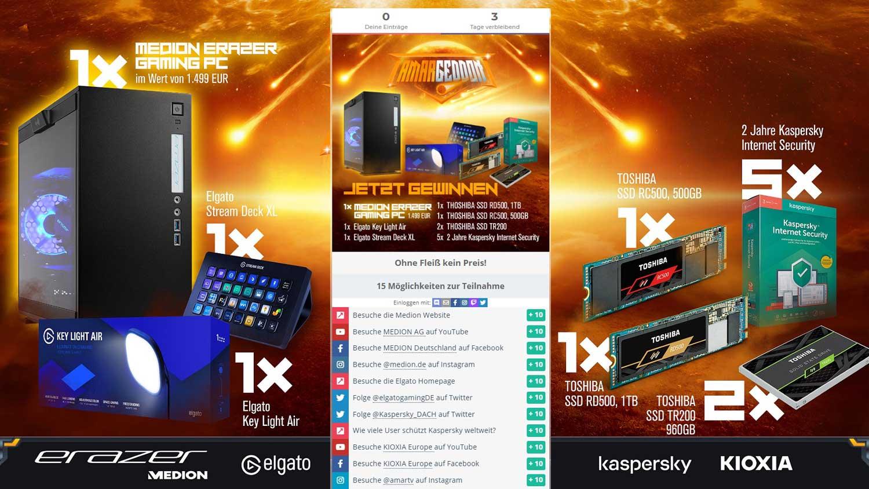strafejump Gamification und Gewinnspiele