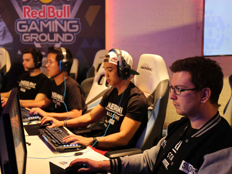 Red Bull Gaming Ground