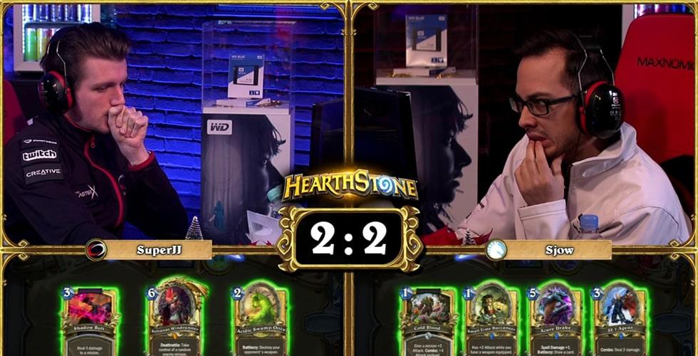 Hearthstone eSports Turnier